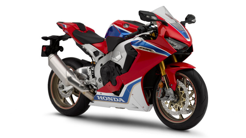 Honda issues a second recall for their Fireblade
