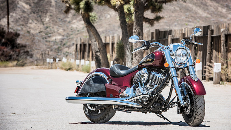 2015 - 2018 Indian Chief Classic