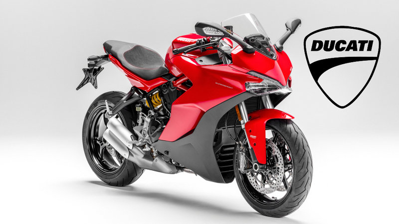 2017 - 2018 Ducati SuperSport / SuperSport S