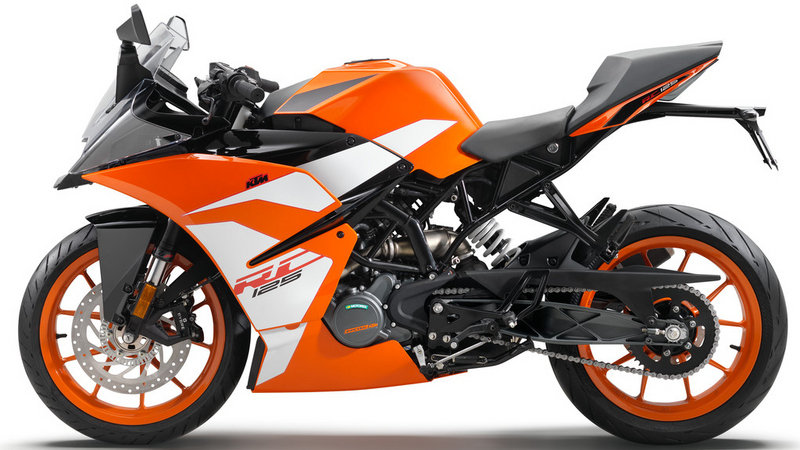 2017 ktm rc 125 rc 390 review top speed. Black Bedroom Furniture Sets. Home Design Ideas