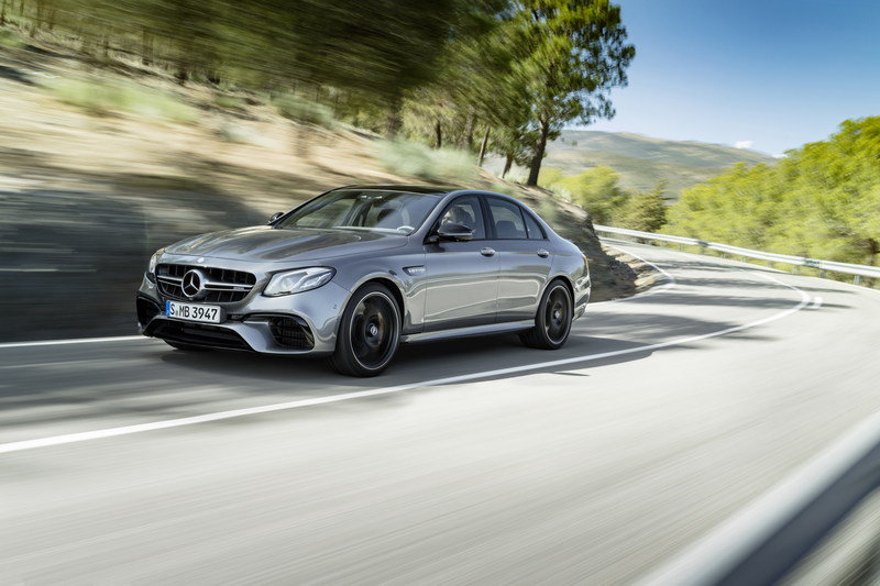 2018 Mercedes Amg E63 S Driven Top Speed