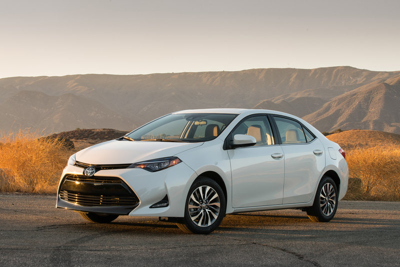 2017 Toyota Corolla – Driving Impression And Review High Resolution Exterior - image 691927