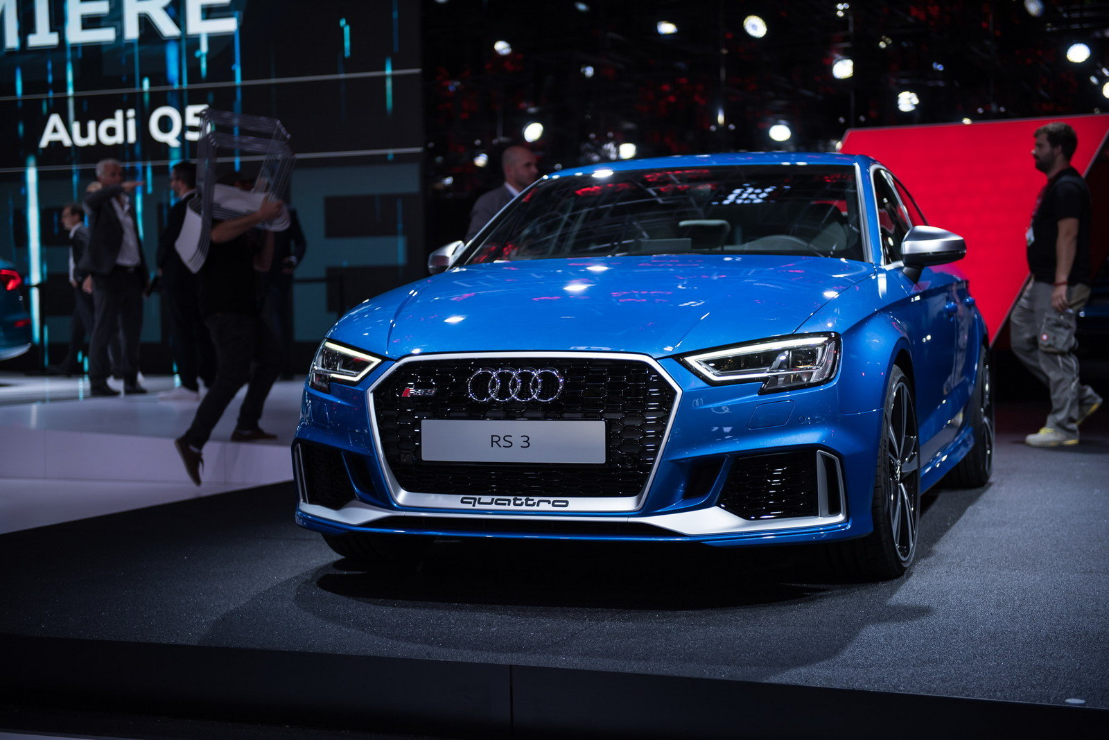 2018 audi rs3 sedan picture 690842 car review top speed. Black Bedroom Furniture Sets. Home Design Ideas