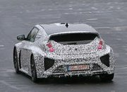 Hyundai's Mid-Engined RM16 Concept Caught Testing on the 'Ring - image 692718