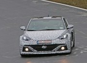 Hyundai's Mid-Engined RM16 Concept Caught Testing on the 'Ring - image 692720