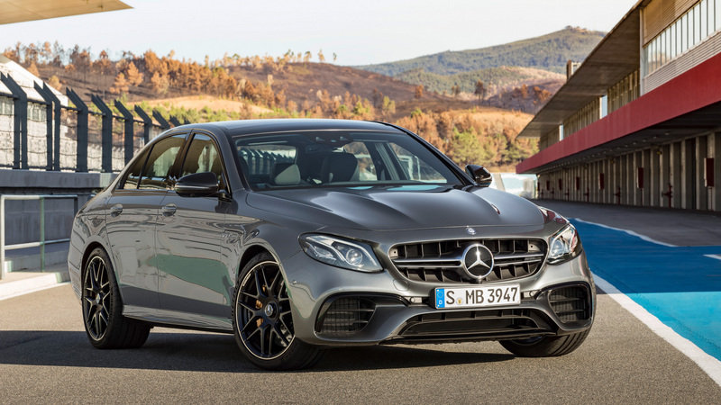 2018 Mercedes-AMG E63 and E63 S Unveiled - image 692850