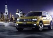Wallpaper of the Day: 2018 Volkswagen Atlas - image 693392