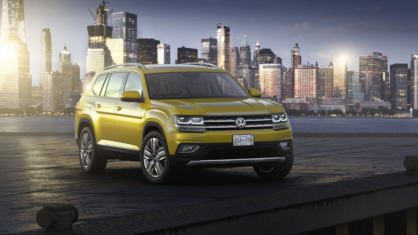 2018 Volkswagen Atlas - Picture 693554 | car review @ Top Speed