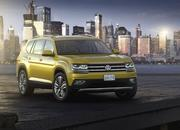 Wallpaper of the Day: 2018 Volkswagen Atlas - image 693554