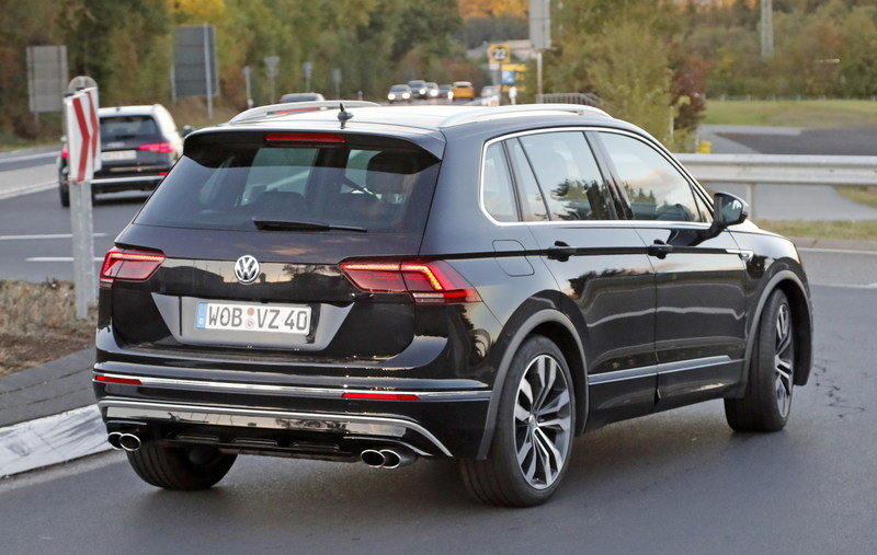 2018 Volkswagen Tiguan R - Picture 692527 | car review @ Top Speed