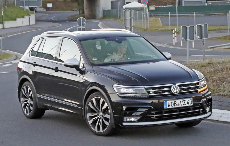 2018 Volkswagen Tiguan R Picture 692531 Car Review