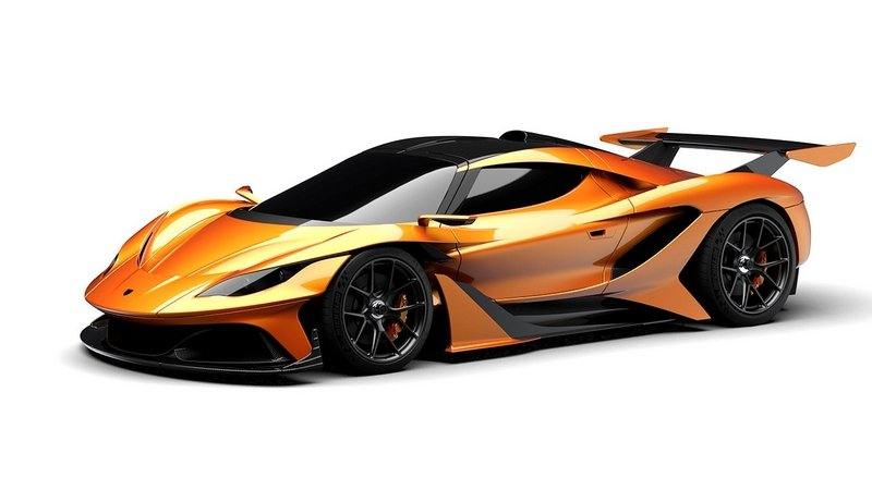 Apollo To Team Up With Scuderia Cameron Glickenhaus To Build 1,000-Horsepower Arrow Supercar