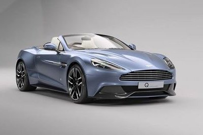 2016 Aston Martin Vanquish Volante Inspired By AM37 Powerboat