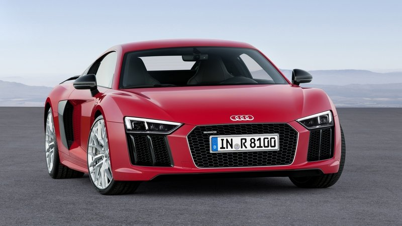 Audi R8 News And Reviews | Top Speed
