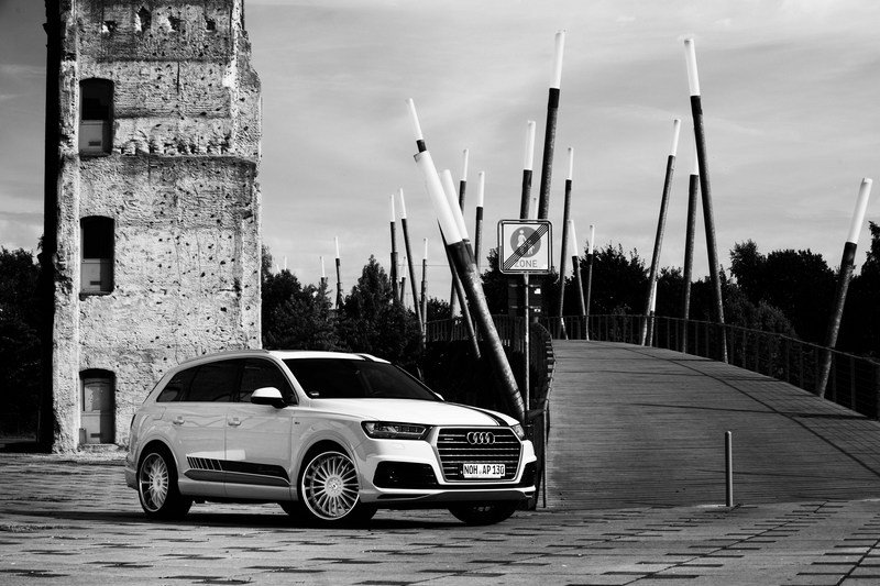 2016 Audi Q7 3.0 TDI by CL by Christian Lübke