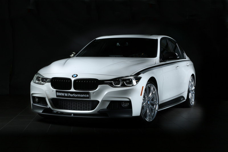 2016 BMW 340i M Performance High Resolution Exterior - image 693491