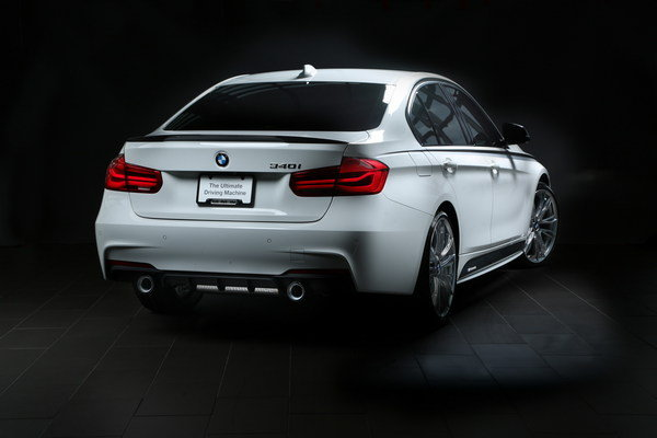 2016 bmw 340i m performance car review top speed. Black Bedroom Furniture Sets. Home Design Ideas