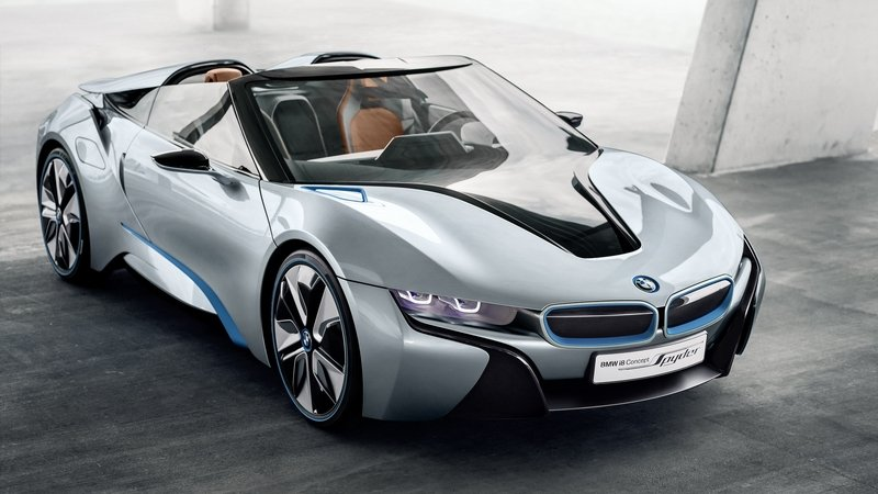 BMW I8 Roadster Finally Gets 2018 Production Timetable