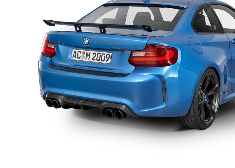 2016 BMW M2 by AC Schnitzer High Resolution Exterior - image 693448