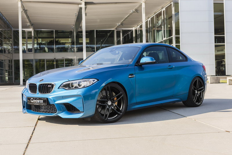 2016 BMW M2 by G-Power High Resolution Exterior - image 692426