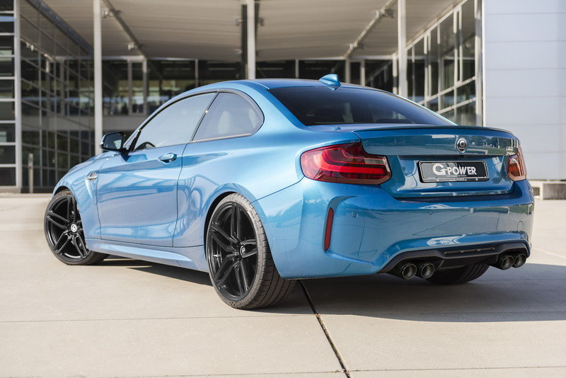 2016 BMW M2 by G-Power High Resolution Exterior - image 692421