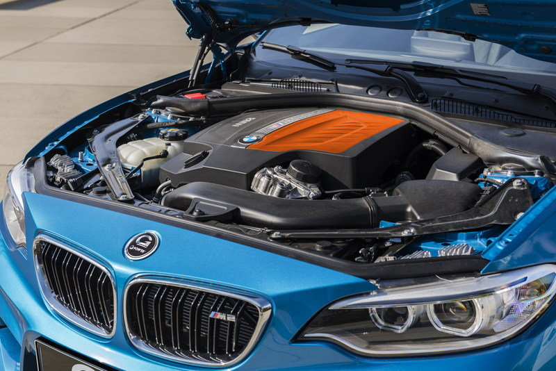 2016 BMW M2 by G-Power High Resolution Drivetrain - image 692424
