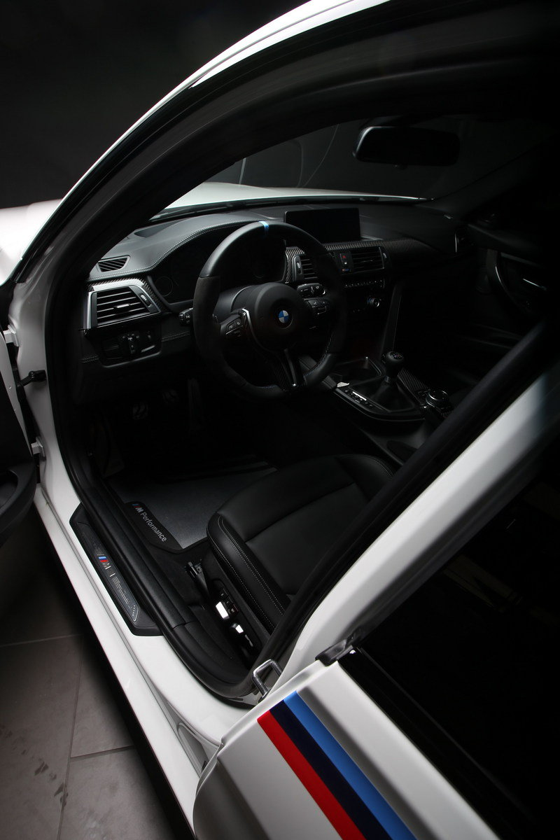 2016 BMW M3 With M Performance Parts High Resolution Interior - image 693496