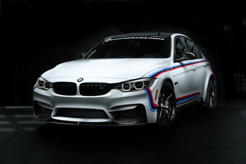 2016 BMW M3 With M Performance Parts High Resolution Exterior - image 693498