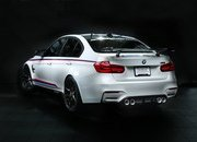2016 BMW M3 With M Performance Parts - image 693499