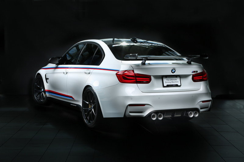 2016 BMW M3 With M Performance Parts High Resolution Exterior - image 693499