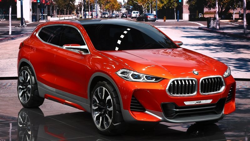 2016 BMW X2 Concept High Resolution Exterior - image 691229