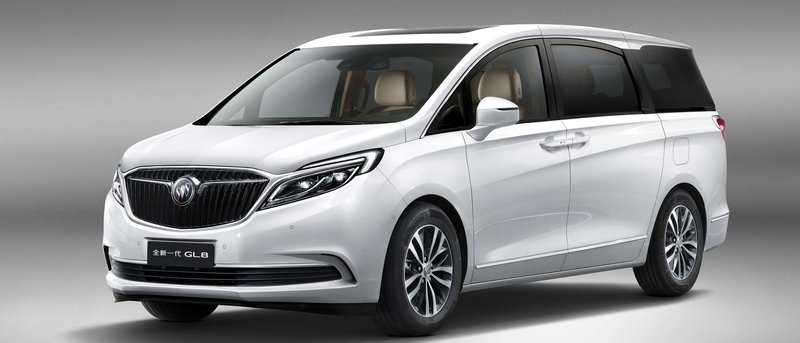 2017 Buick GL8 - image 691809
