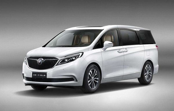 2017 Buick GL8 Review - Top Speed