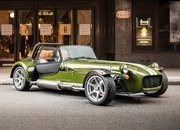2017 Caterham Seven Harrods Special Edition - image 691505