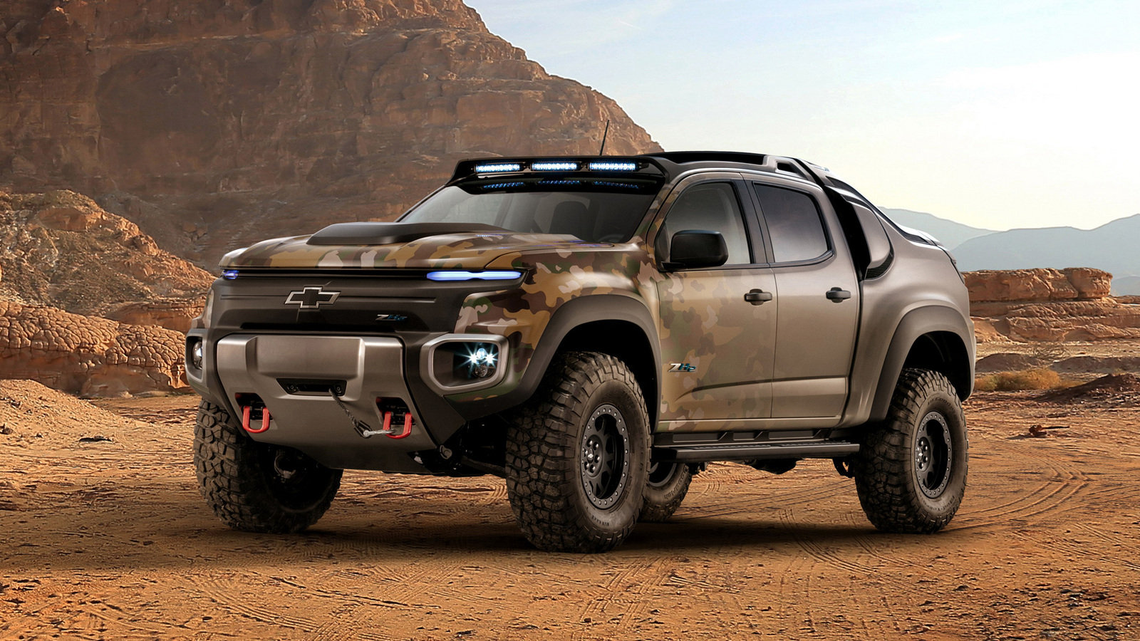 2016 chevrolet colorado zh2 picture 691017 truck review top speed. Black Bedroom Furniture Sets. Home Design Ideas