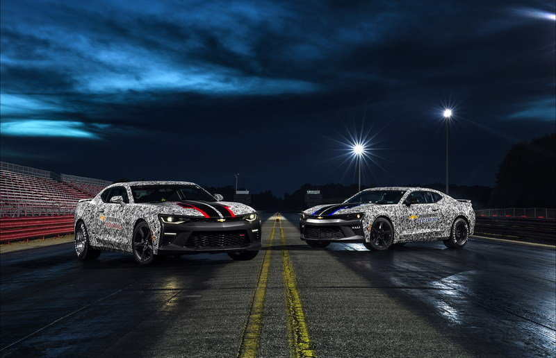 Chevrolet Launches Camaro SS Drag Race Development Program High Resolution Exterior - image 693635