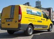 DHL Kicks VW While it's Down; Builds its own Electric Delivery Van - image 691751
