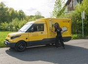 DHL Kicks VW While it's Down; Builds its own Electric Delivery Van - image 691753