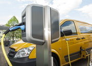 DHL Kicks VW While it's Down; Builds its own Electric Delivery Van - image 691739