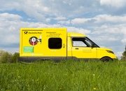 DHL Kicks VW While it's Down; Builds its own Electric Delivery Van - image 691740