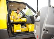DHL Kicks VW While it's Down; Builds its own Electric Delivery Van - image 691743