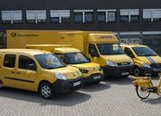 DHL Kicks VW While it's Down; Builds its own Electric Delivery Van - image 691745