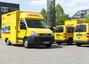 DHL Kicks VW While it's Down; Builds its own Electric Delivery Van - image 691746