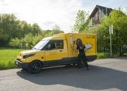 DHL Kicks VW While it's Down; Builds its own Electric Delivery Van - image 691738
