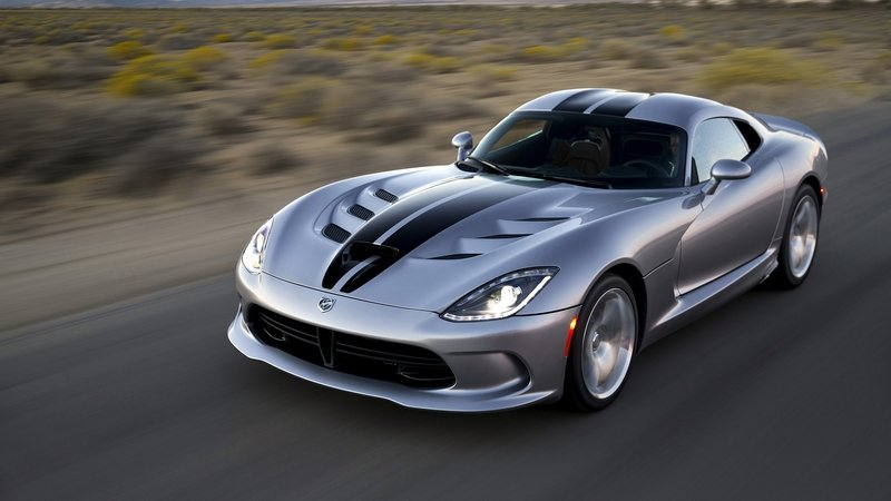 Dodge Reopens Order Books For Viper and Viper ACR Models