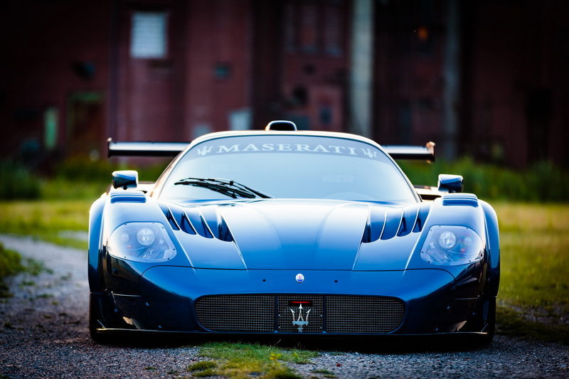 2016 Maserati MC12 VC By Edo Competition