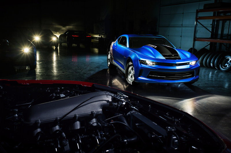 First 2017 Chevrolet COPO Camaro Will Be Auctioned Off In January High Resolution Exterior - image 693637