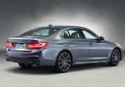 New BMW 5 Series Revealed in Leaked Photos - image 691714