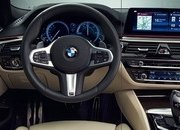 New BMW 5 Series Revealed in Leaked Photos - image 691715