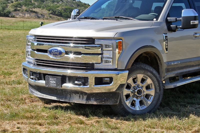 First Impressions: 2017 Ford Super Duty